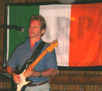 Jody Pollard: singer and musician