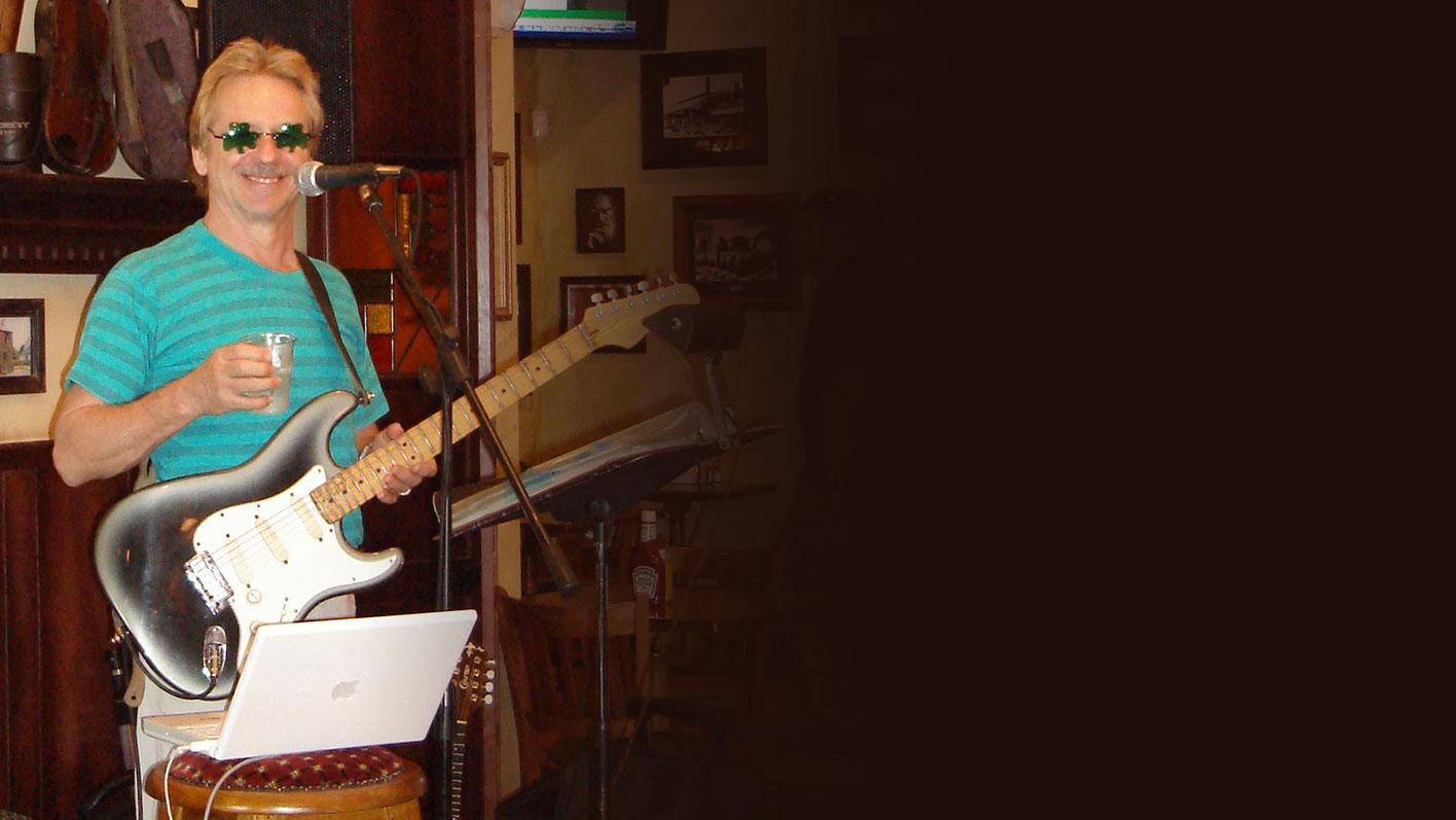 Jody Pollard Irish entertainer and musician